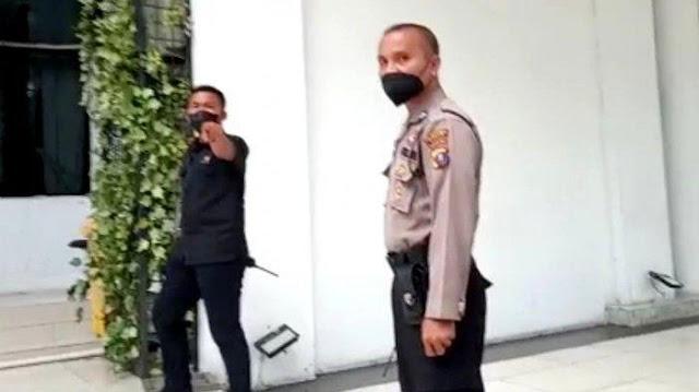 PWI Sumut Kritik Keras Paspampres-Polisi Halangi Wartawan Wawancarai Bobby