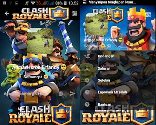 BBM Mod Clash Royale v2.13.0.26 Apk