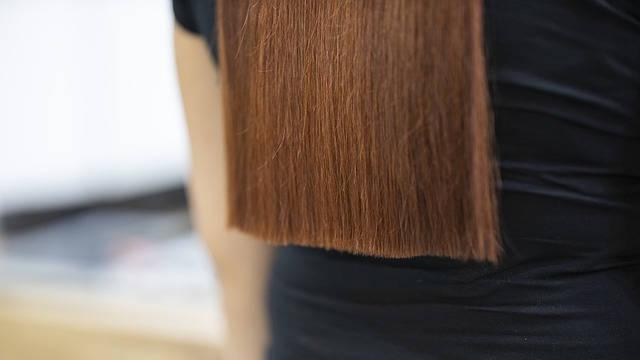 jenis smoothing rambut