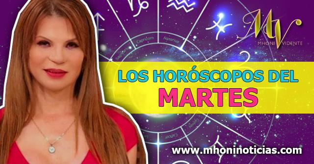 Los Horóscopos del MARTES 06 de OCTUBRE del 2020 - Mhoni Vidente
