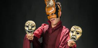 Daniel Rovalher en el papel de Teatro [Ron Lalá]