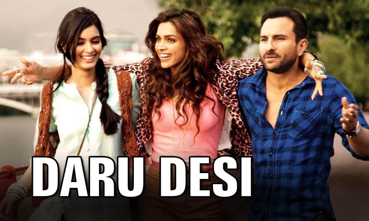 Daaru Desi lyrics in Hindi