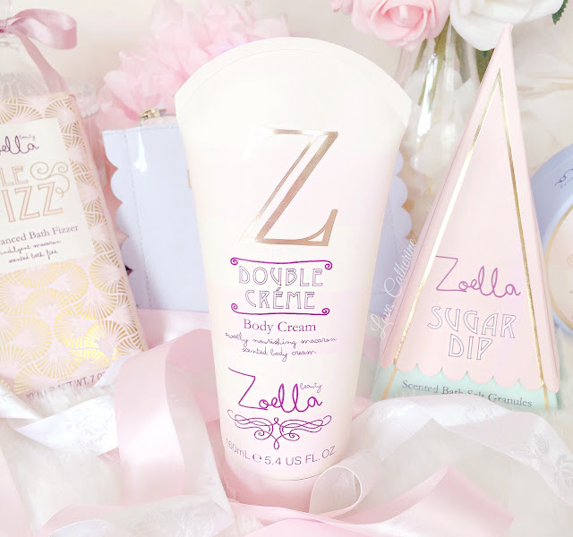 Zoella Beauty | Sweet Inspirations Collection, Double Creme