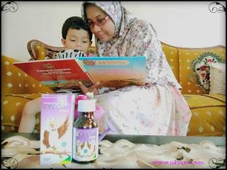 eyevit sirup untuk kesehatan mata anak