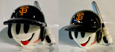Bunty San Francisco Giants Edition Resin Figure by Sket One