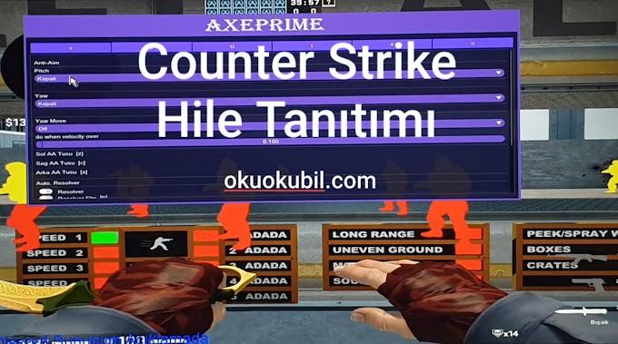 Counter Strike GO Oto Tabanca AxePrime Trigger En İyi Bedava Hile Haziran 2019