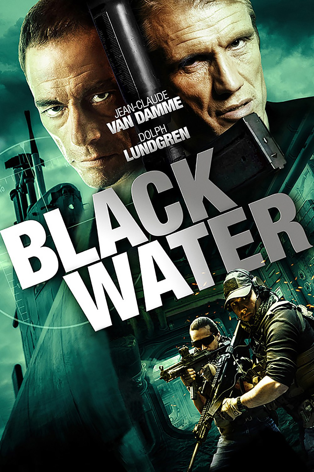Black Water [2017] [DVDR] [NTSC] [Latino]