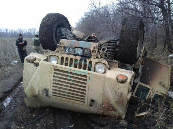lost HMMWV M1114 80 oaembr