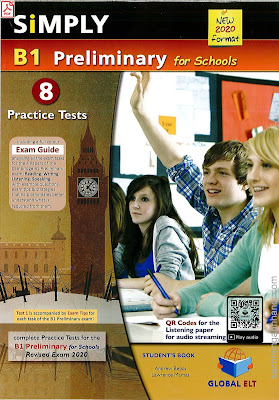 Simply B1 Preliminary for Schools (2020)