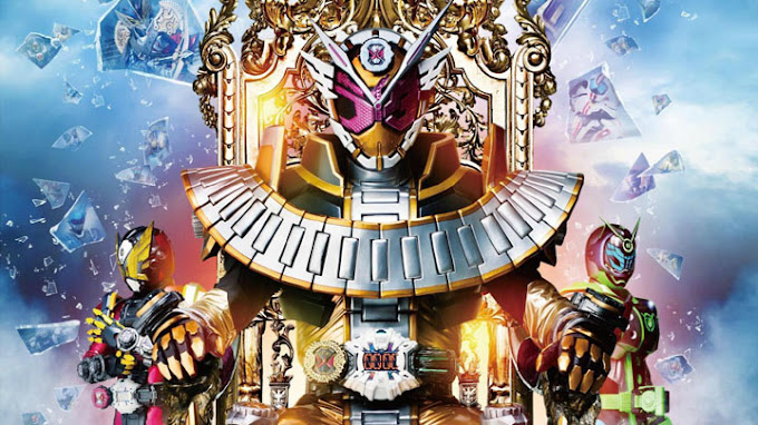 Kamen Rider Zi-O The Movie: Over Quartzer Subtitle Indonesia