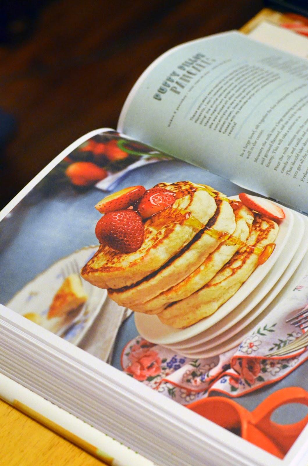 vanishing veggie cookbook creations pillow pancakes