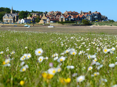 Waterside view cottage sea view, Alnmouth, North East Family Fun Review