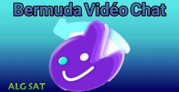 تحميل دردشة الفيديو برمودا للموبايل اندرويد برابط مباشر Bermuda Video Chat