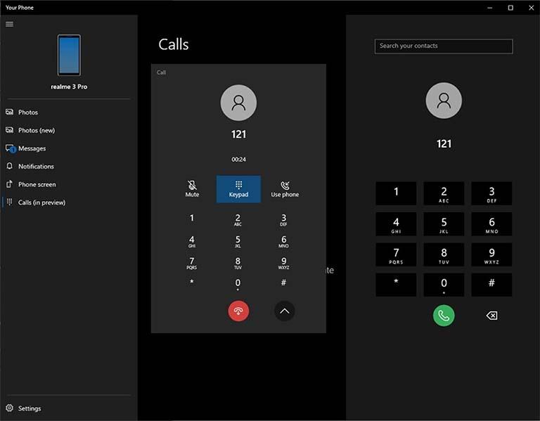 Your Phone Windows 10 Kini Telah Mendukung Panggilan Telepon