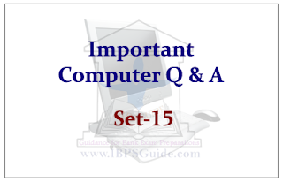 Important Computer Questions Set-15