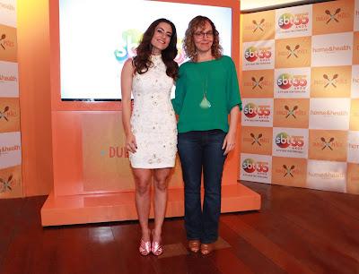 Ticiana e Cássia Dian  (Crédito: Leonardo Nones/SBT)