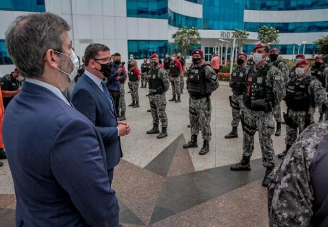 MISSÃO RONDÔNIA: Força Nacional realiza papel preventivo da PM e não evita conflito no campo