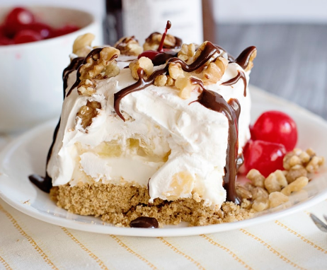 Bake Banana Split Dessert Recipe
