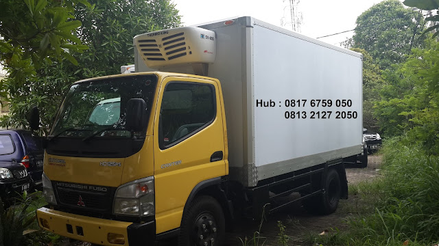 mobil pendingin colt diesel - 4 ban engkel - 6 ban double - 2019