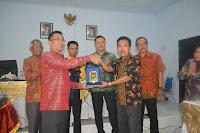 Ketua DPRD Kobi Terima Kehadiran Tim BK DPRD Kediri Jawa Timur