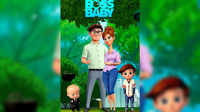 The Boss Baby Full Movie In HINDI HD 720p Download (2017) Watch Online