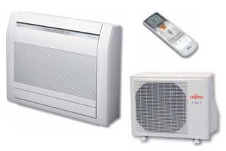 Características del aire acondicionado