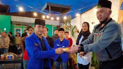 Memperingati Hari Lahir PMII ke 61 tahun Anggota DPRD Lampung Fraksi PKB Soni Setiawan,S.T, M.H Buka Bersama Dengan Kader PMII Universitas Bandar Lampung