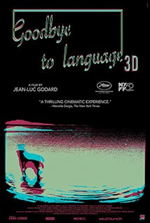 goodbye to language movie poster
