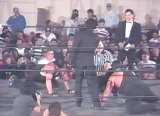 ECW Ultra Clash 1993 - Super Destroyer 1 vs. Super Destroyer 2