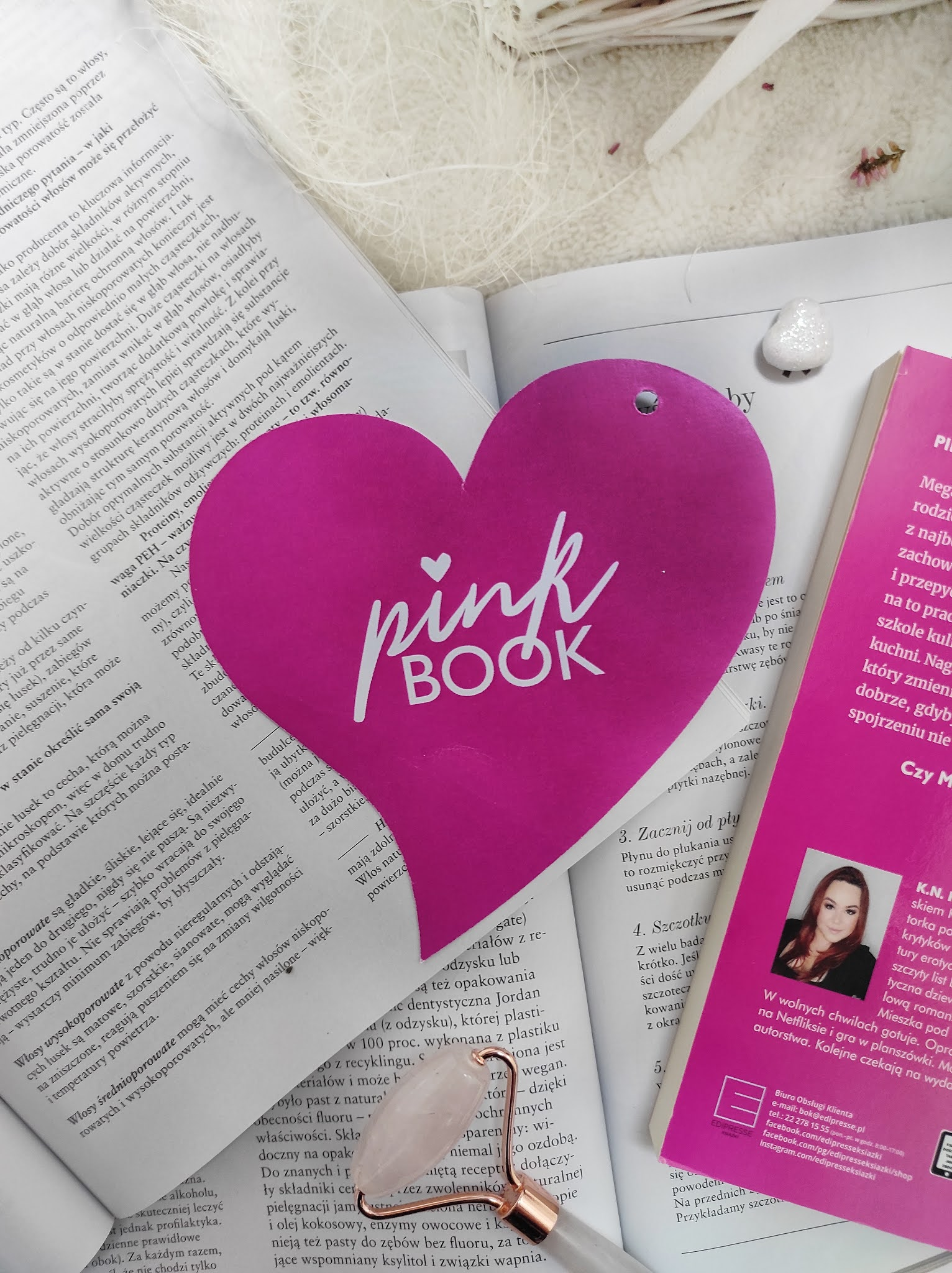 seria Pink Book Edipresse