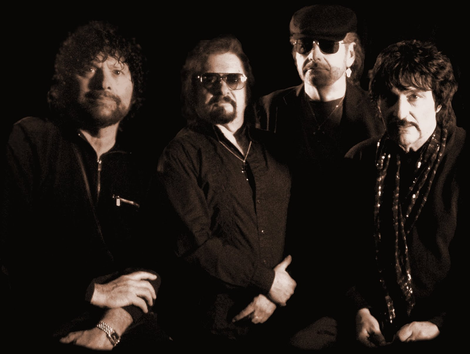 VANILLA FUDGE 2019
