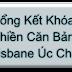 Tổng Kết Khóa Thiền Căn Bản - Brisbane, Úc