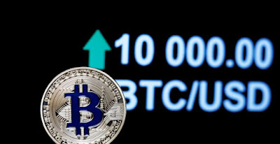 Bitcoin يكسر 10000 دولار - هل سيستمر؟