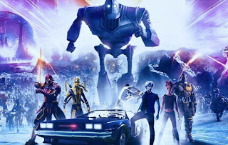 ulasan film ready player one