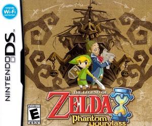 The Legend of Zelda: Phantom Hourglass [Español] [NDS] [ROM]