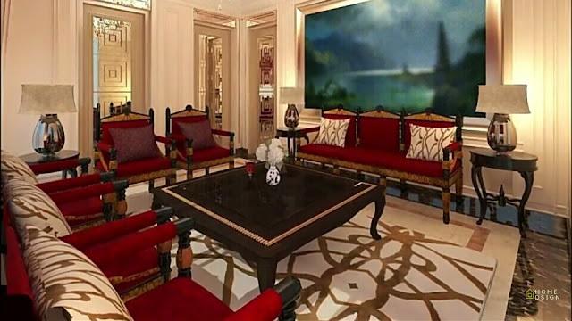 Ruang Tamu Mewah