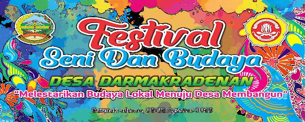 SPANDUK FESTIVAL SENI BUDAYA