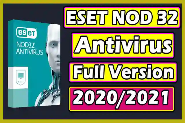 Eset Nod32 Antivirus License Key Full Version Latest Update 2020 2021