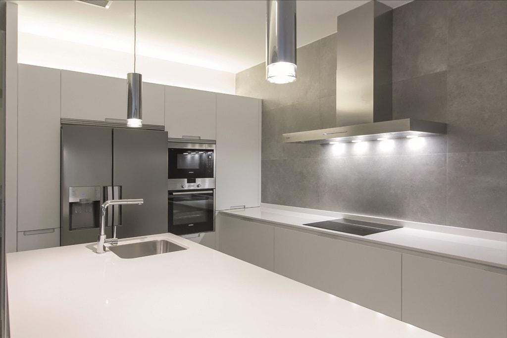 El sal n y la cocina frente a frente cocinas con estilo - Artycocina santos ...