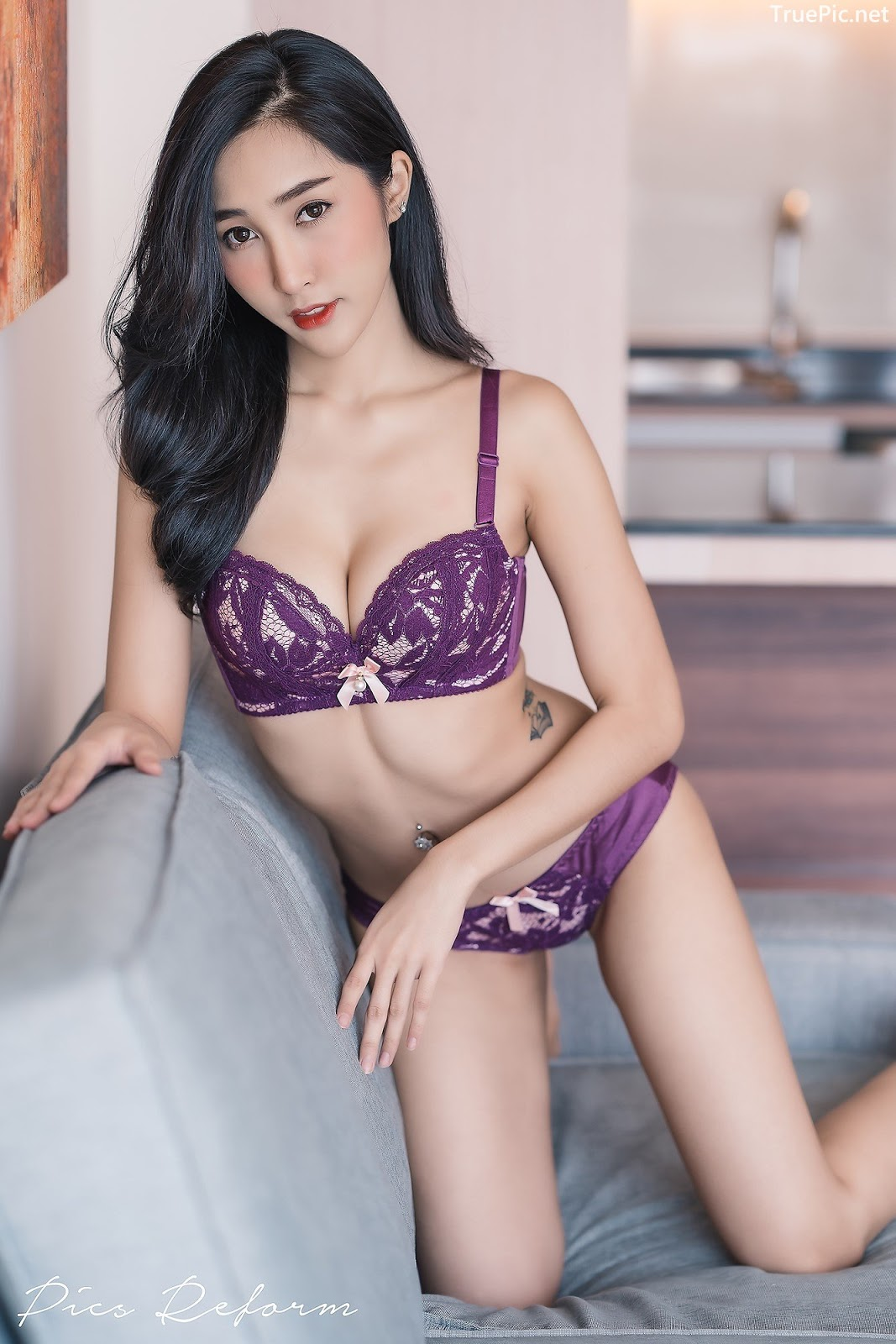 Image-Thailand-Sexy-Model-Yanapat-Ukkararujipat-Violet-Girl-TruePic.net- Picture-5