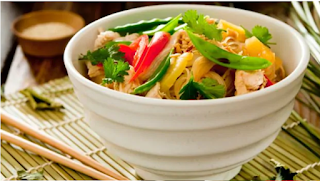 Chinese Recipes: A piping hot bowl of hot and sour soup on a wintery evening is all you need.