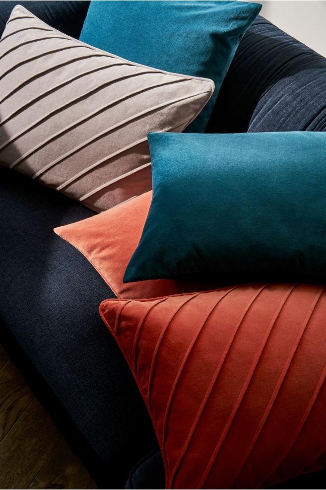 Poduszki w jesiennych kolorach