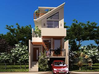 kali ini aku akan membahas wacana Desain Rumah  Desain Rumah 2 Lantai Minimalis