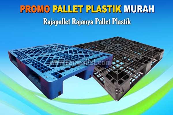 Promo Pallet Plastik Berkualitas Harga Murah