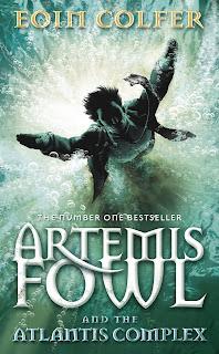 Resenha | Artemis Fowl e o Complexo de Atlântida - Eoin Colfer 18