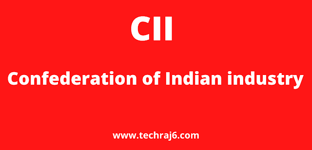 CII full form, What is the full form of CII