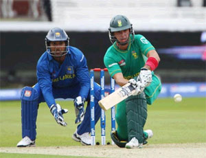 Sri Lanka Vs South Africa ODI series