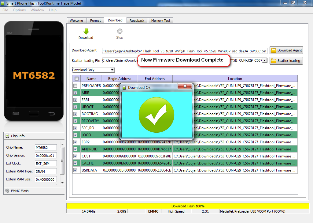 Image result for cun-u29 flash file