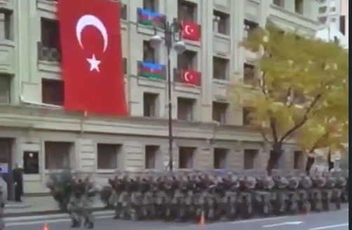 Məhmətcik Böyük Vətən üçün hayqırdı...