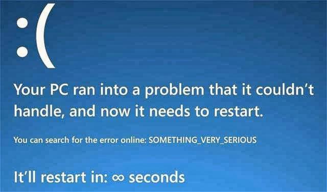 """Cách tránh """"lỗi màn hình xanh"""" trên Windows 8"""